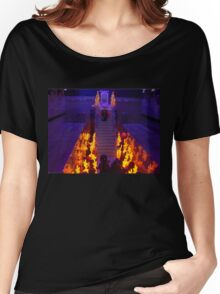 The Prison World of Poena Women's Relaxed Fit T-Shirt