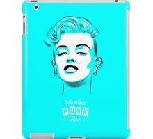 Marilyn PunkRoe iPad Case/Skin