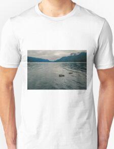 Lake Crescent, Olympic National Park, Washington Unisex T-Shirt