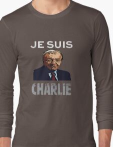Je Suis Charlie Haughey Long Sleeve T-Shirt