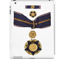 Medal Of Valor iPad Case/Skin