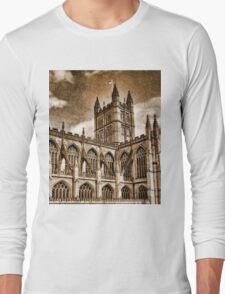 Roman Bath Long Sleeve T-Shirt