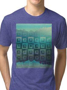 Starry squares Tri-blend T-Shirt