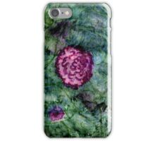 Water Color Flowers iPhone Case/Skin