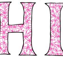 S H I T Sticker
