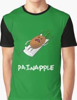 Painapple Graphic T-Shirt