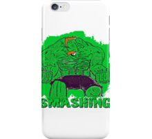 SMASH-ing! iPhone Case/Skin