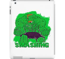 SMASH-ing! iPad Case/Skin