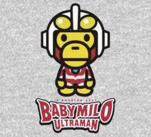Ultraman Baby Milo One Piece - Long Sleeve