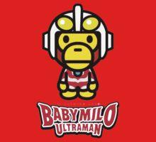 Ultraman Baby Milo Baby Tee