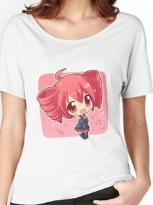 Kasane Teto Chibi Women's Relaxed Fit T-Shirt