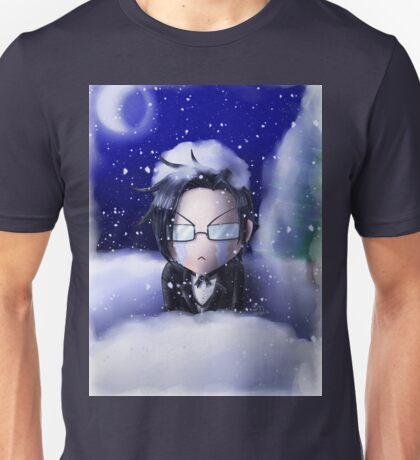 Cold Claude Unisex T-Shirt
