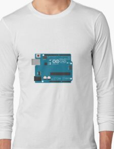 Arduino Uno Board Long Sleeve T-Shirt