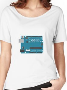 Arduino Uno Board Women's Relaxed Fit T-Shirt