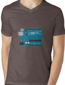Arduino Uno Board Mens V-Neck T-Shirt