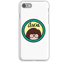 daria logo iPhone Case/Skin