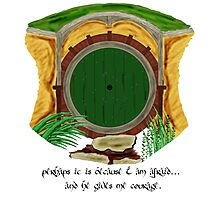 Hobbit Hole II Photographic Print