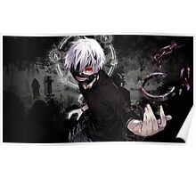 Tokyo ghoul Ken Poster