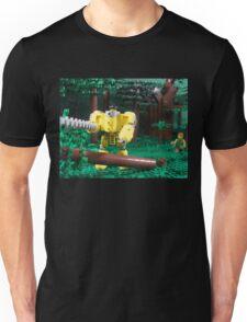 LIU Heavy Lumberjack Hardsuit Unisex T-Shirt