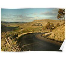 Joe Mortelliti Gallery - The Bluff, Rowsley, near Bacchus Marsh, Victoria, Australia. Poster