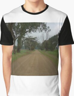 Lonely country road Graphic T-Shirt