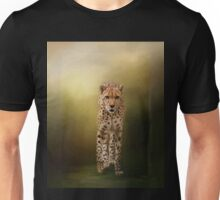 Brave Enough - Cheetah Art Unisex T-Shirt