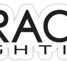 Oracle Lights Logo Sticker