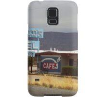 Route 66 - Frontier Motel Samsung Galaxy Case/Skin