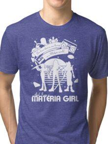 Materia Girl Tri-blend T-Shirt