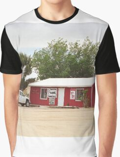Route 66 - Bert's Country Dancing Graphic T-Shirt