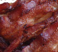 No Facon Bacon! Sticker