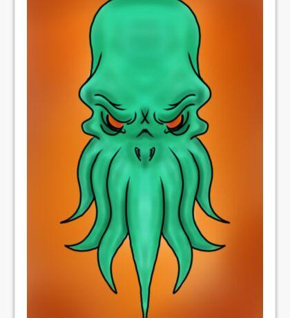 Lord Cthulu Sticker