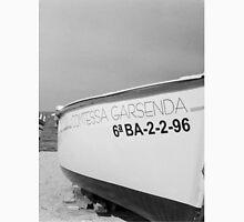 Wooden Boats on a Beach Unisex T-Shirt
