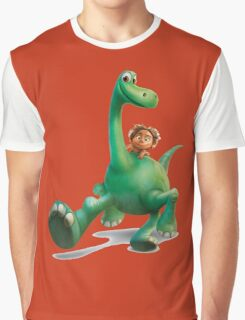 funny the good dinosaurus Graphic T-Shirt