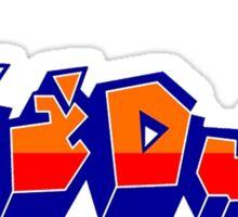 Dig-Dug Sticker
