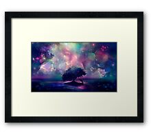 This is Where Dreams Come From Framed Print