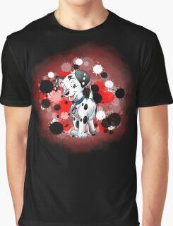Puppy Dog Graphic T-Shirt
