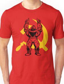 Zangief The Red Cyclone Unisex T-Shirt