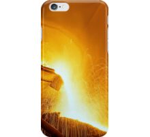 Light Metal Liquid iPhone Case/Skin