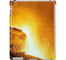 Light Metal Liquid iPad Case/Skin