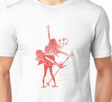 music matrix reloded Unisex T-Shirt