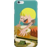 'Borderline III' iPhone Case/Skin