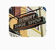 Shoe Shop Sign  Unisex T-Shirt
