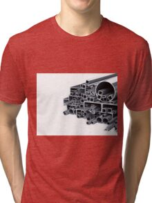 Product Industry Tri-blend T-Shirt