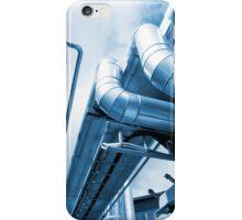 Factory Metal iPhone Case/Skin