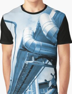 Factory Metal Graphic T-Shirt