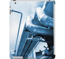 Factory Metal iPad Case/Skin