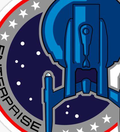 Star Trek - Enterprise Insignia Sticker