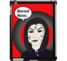 """Dark Willow: Bored Now"" iPad Case/Skin"