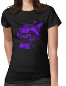 Nerd Life Womens Fitted T-Shirt